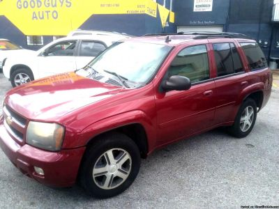 2006 Chevy TrailBazer