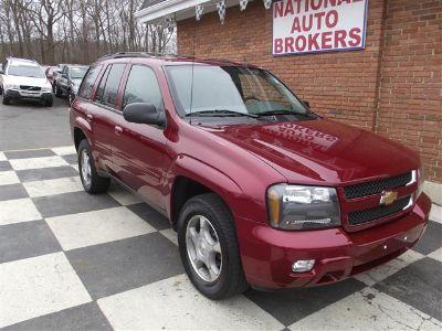 Used 2009 Chevrolet TrailBlazer 4WD 4dr LT, 97,872 miles