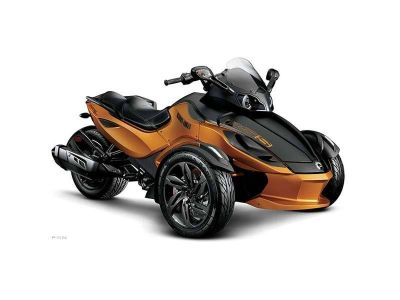2013 Can-Am Spyder RS-S SE5 Trikes Motorcycles Wilkes Barre, PA