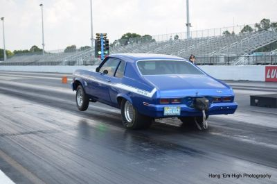 1973 Chevrolet Nova Big Tire Street Legal Drag Car