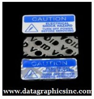 Purchase The Correct Tamper Proof Labels Printing Online