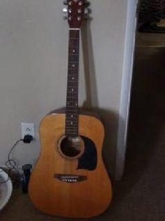 $60 Acoustic Guitar