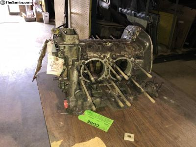 Engine Cases And Short Blocks 1700 1800 2000 1.9 2