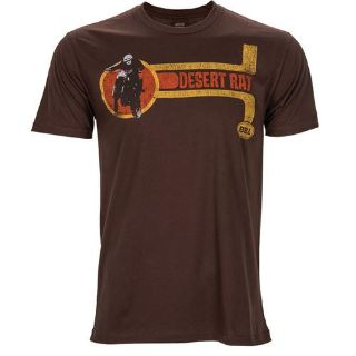 Find Bell Desert Rat T-Shirt Brown motorcycle in Holland, Michigan, US, for US $30.00