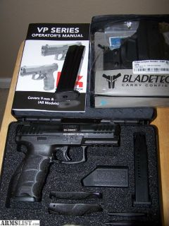 For Sale: New In Box H&K VP9 9mm LE w/Extras TRADE ONLY