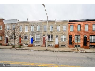 2 Bed 2 Bath Foreclosure Property in Baltimore, MD 21224 - S Conkling St