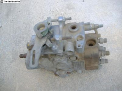 VW Diesel injection pump pumps 77 - 84 yr