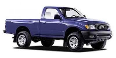 2002 Toyota Tacoma SR5 (Lunar Mist)