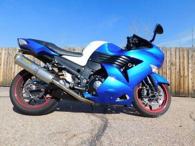 2007 Kawasaki Ninja ZX -14 SuperSport Motorcycles Loveland, CO