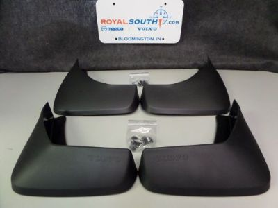 Sell Genuine Volvo XC90 Front & Rear Mudguard Set without body kit OE OEM motorcycle in Bloomington, Indiana, United States, for US $116.00