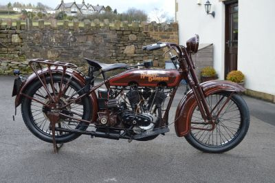 1923 Harley Davidson Model J 1000cc For Sale