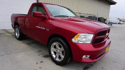 2012 RAM RSX ST (Red)