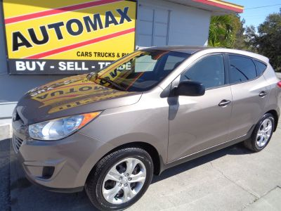 2013 Hyundai Tucson GL (Bronze)