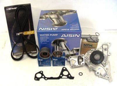Purchase AISIN Water Pump Timing Belt HT Kit 941-75033 Mitsubishi Eclipse 3.8L '06-'12 motorcycle in Carson, California, United States, for US $239.75