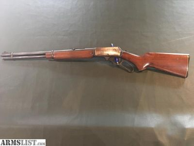 For Sale/Trade: 1980 s Marlin 30-30