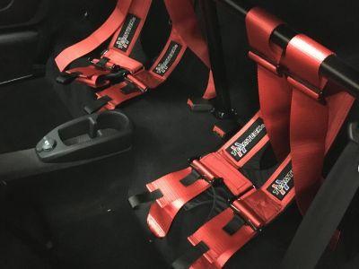 Teamtech Motorsports Jet Pilot Harness