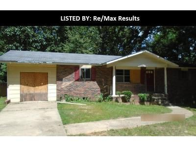 3 Bed 2 Bath Foreclosure Property in Columbus, GA 31903 - Monaco Dr