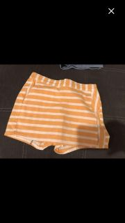 gap kid shorts size 10