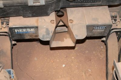 Reese 5 th wheel hitch