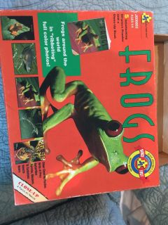 Frog puzzles