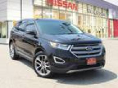 Used 2016 Ford Edge BLACK, 82.7K miles