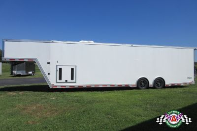 2019 inTech 38' iCon Gooseneck Race Trailer