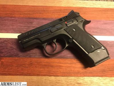 For Sale: Like new CZ Rami 9mm for sale