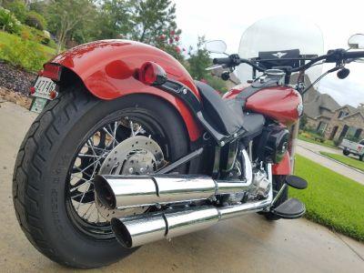 2014 Harley Davidson Softail Slim $10,885.00