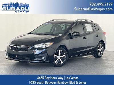 2019 Subaru Impreza 2.0i Premium (Crystal Black)