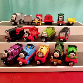 Thomas and Friends Die Cast Engines! Take n Play Size! VGUC!