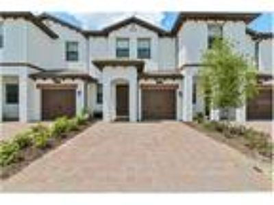 GORGEOUS GOLF & WATER VIEWS! 3/2.5/1 car garage townhome in Vistas in Champions