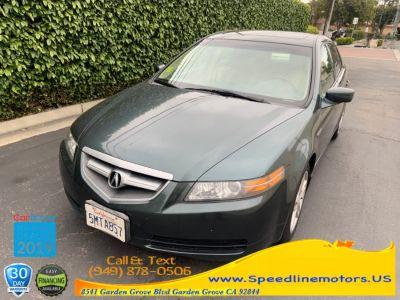 2005 Acura TL 3.2 (Deep Green Pearl)