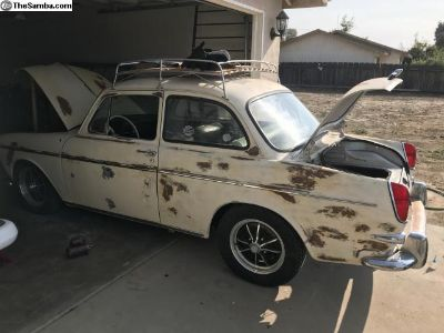 SOON 1966 Volkswagen Notchback