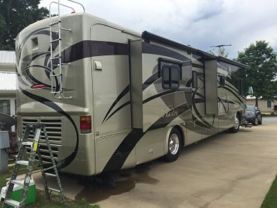 2007 Tiffin Phaeton 40QDH