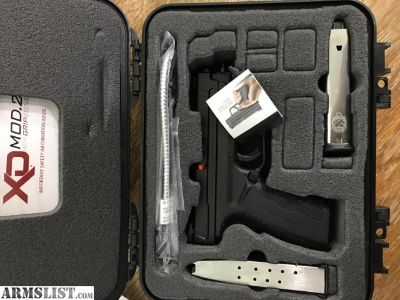 For Sale: Springfield Armory XD 45 Mod 2