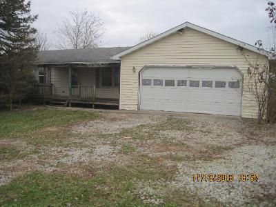 3 Bed 1 Bath Foreclosure Property in Washington Court House, OH 43160 - Staunton Jasper Rd SW