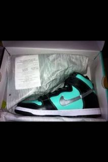 Nike Sb Tiffany diamond dunk