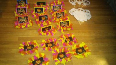 Book of Life Party decor