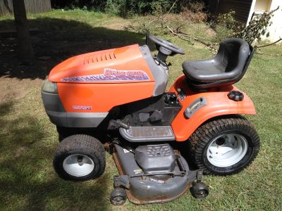 Rider Lawn Tractor