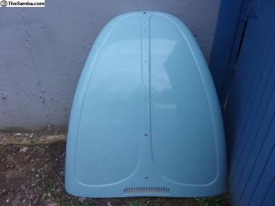Front Hood and Fenders 73-77 standard Bug
