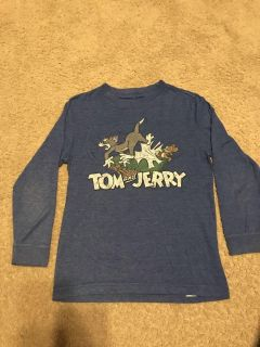 Old Navy Collectables T-shirt. Youth small. (9-10). Great used condition. Porch pickup.