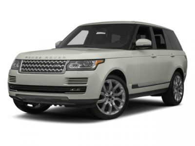2014 Land Rover Range Rover Supercharged (Gray)