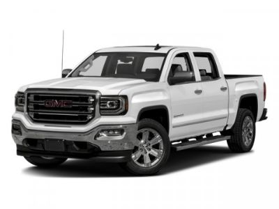 2018 GMC Sierra 1500 SLT 4X4 (Quicksilver Metallic)