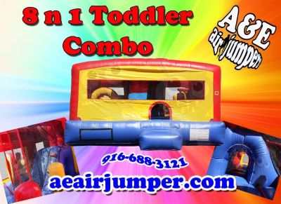 Toddle bounce house - All Day Rental