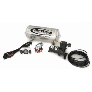 Find New RideTech RidePro Air Ride Suspension 2-Way, 4-Wheel Compressor System motorcycle in Lincoln, Nebraska, US, for US $799.99