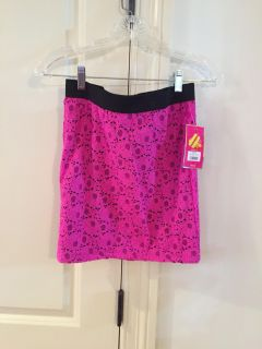 Pink Lace Teen Skirt New With Tags Size Small