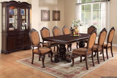 ~*~ FORMAL DINING SET ~*~ (WHOLESALE)