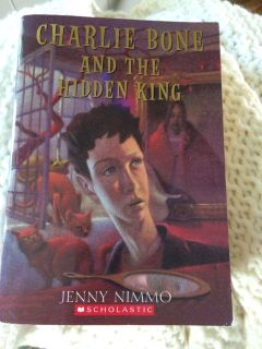 Charlie Bones and the hidden king by Jenny Nimmo