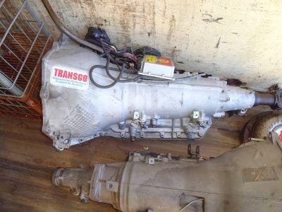 BBC SBC 4L80 Race Trans & 4500 converter