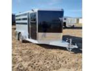 2018 Frontier 12' Motorcycle Trailer Pigs/Sheep